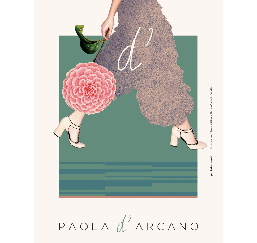 Paola D'arcano F/W