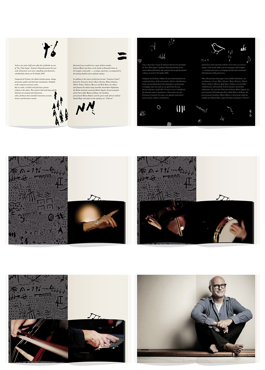 Einaudi Elements Book
